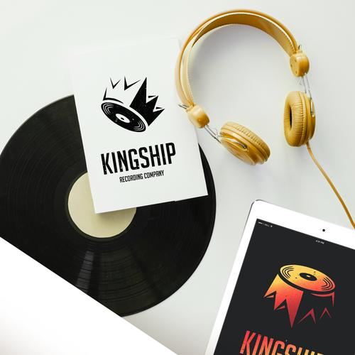 King's Crown Vinyl