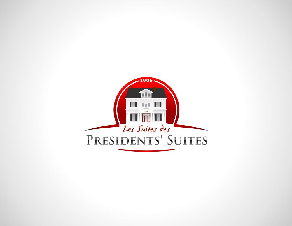 Les Suites des Presidents' Suites needs a new logo