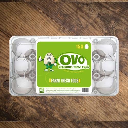 Eggs label