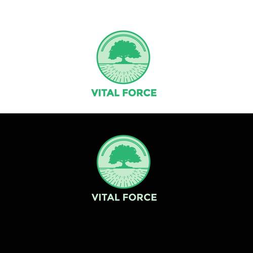 Vital Force logo