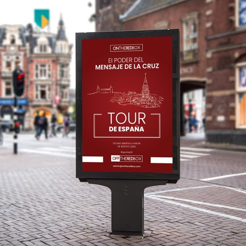 Tour de Espana Billboard