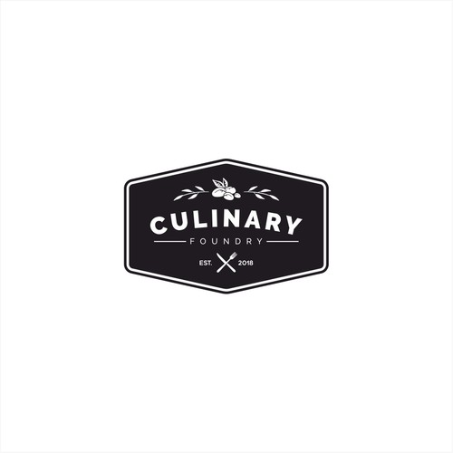 Design a logo for Culinary Foundry