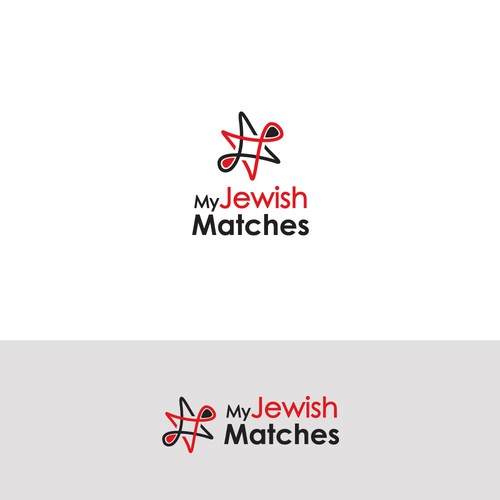 My Jewish Matches - Logo Competition Entry