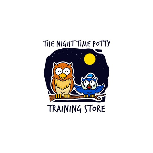 New logo wanted for The Night Time Potty Training Store