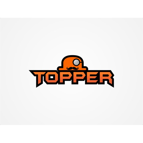 topper, the next great social mobile app needs a logo!