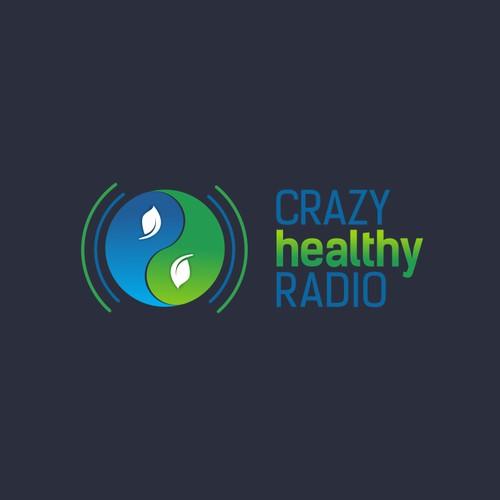 Energetic Balanced Holistic Logo