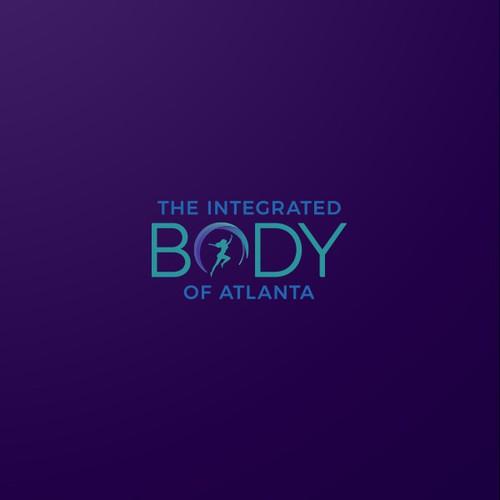 Logo concept for an alternative medicine clinic