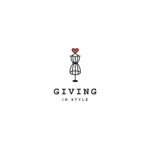 Logo design for Fundraiser fashion show