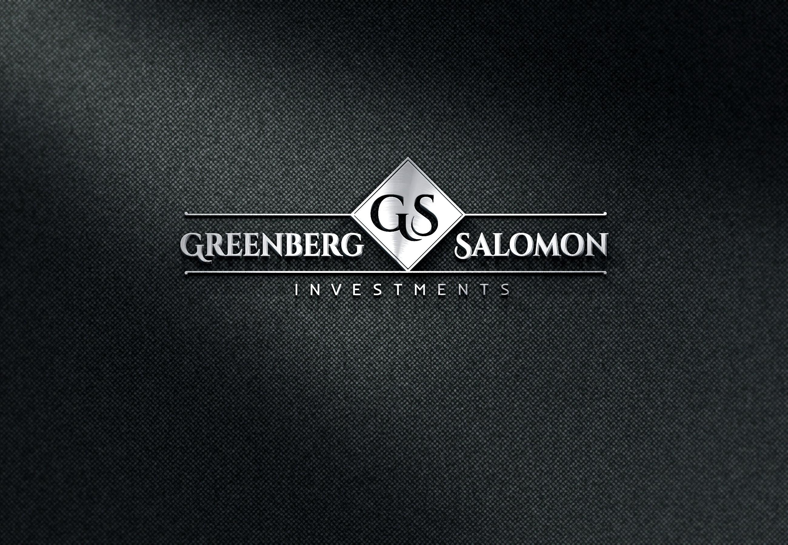 Logo for Greenberg & Salomon Investments LTD, G&S Investments