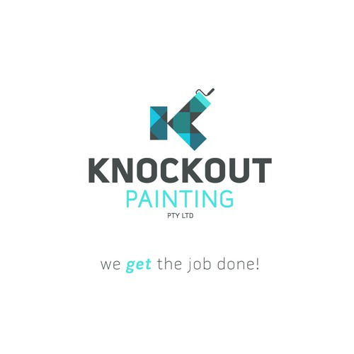 Knockout Painting