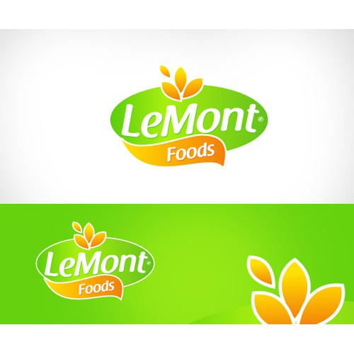 Logo for food and beverage company
