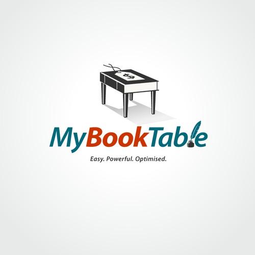 logo for MyBookTable
