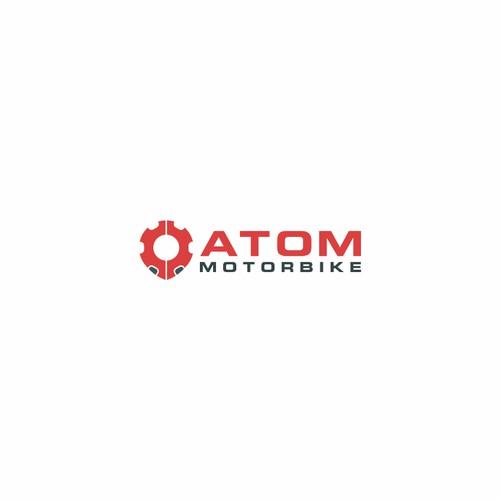 atom motorbike