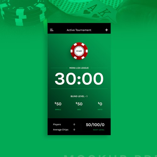 Android Poker App