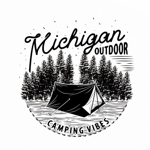 T-shirt needed for Michigan based outdoor clothing brand