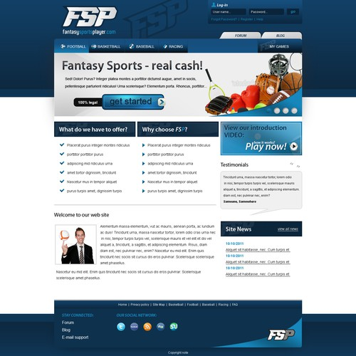 FantasySportsPlayer.com
