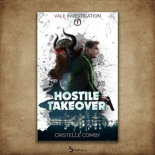 Hostile Takeover ebook cover
