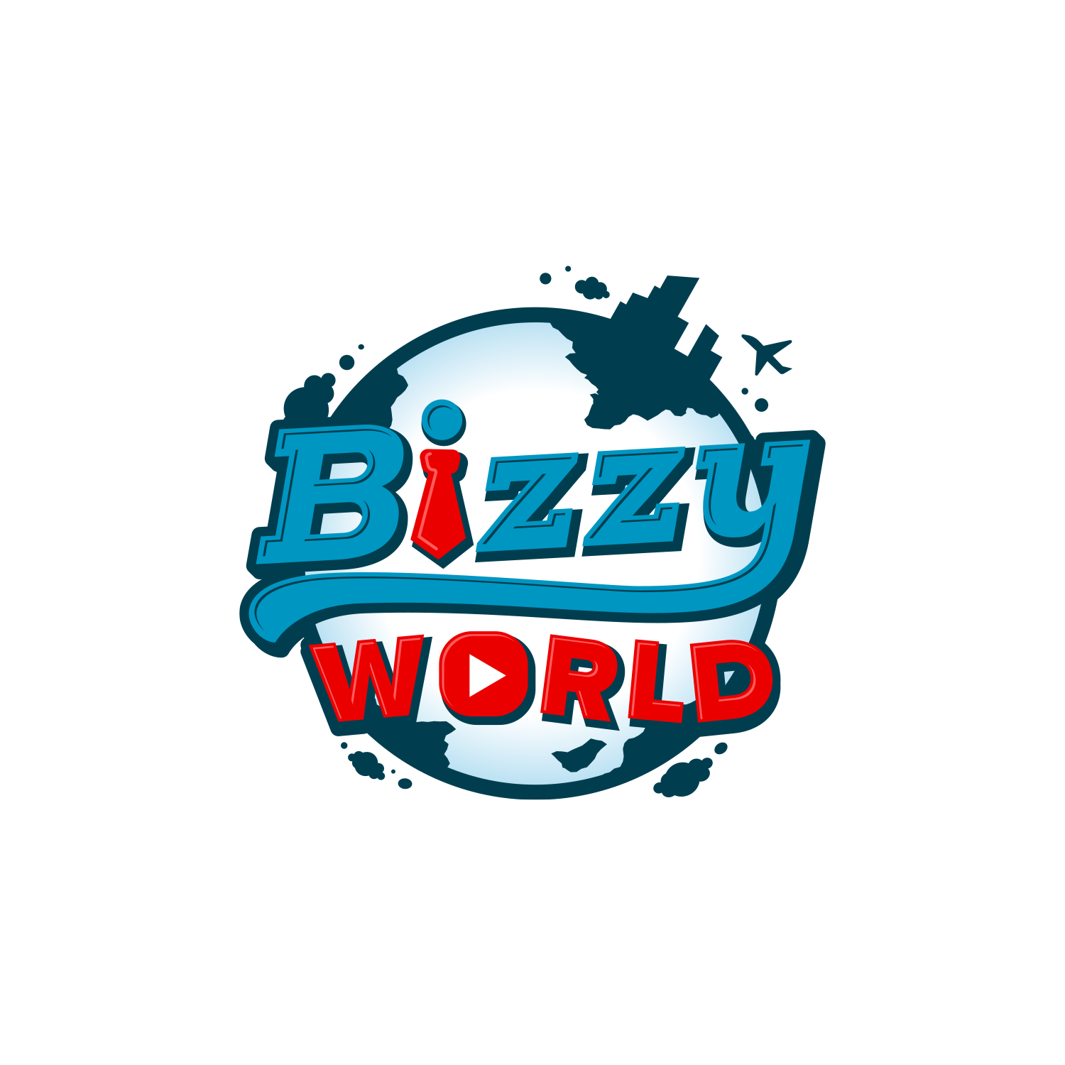 """YouTube Business Channel """"Bizzy World"""""""