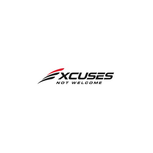 Movement logo concept for Excuses brand