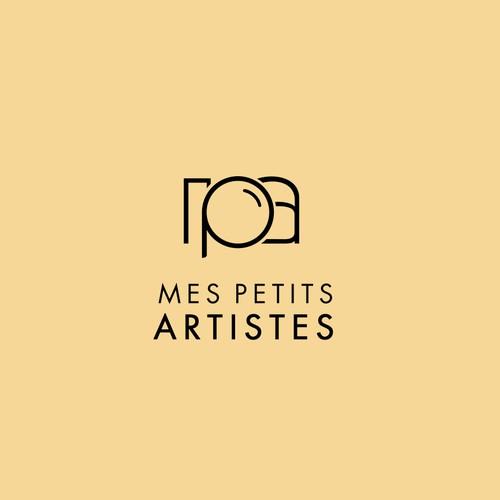 Logo for Mes Petits Artistes