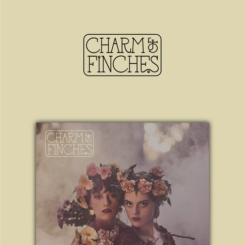 Brand Identity Concept for Charm of Finches