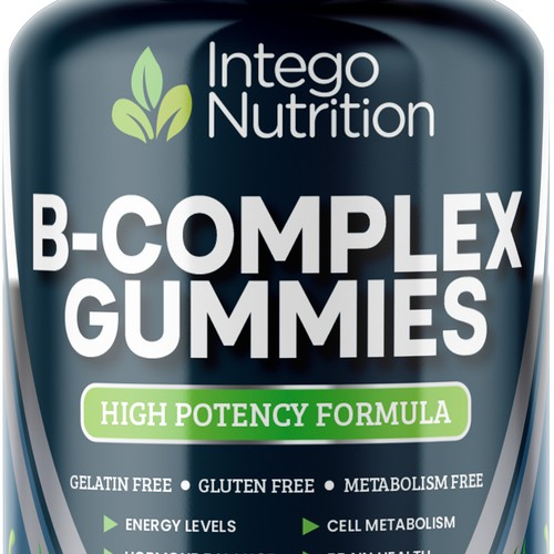 B COMPLEX GUMMIES
