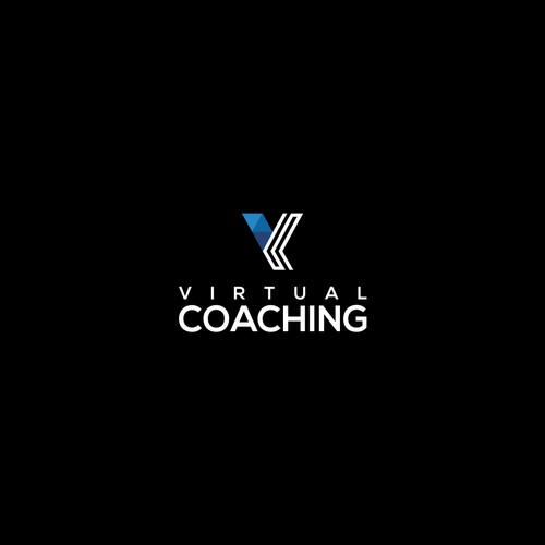 logo design for Virtual Coaching