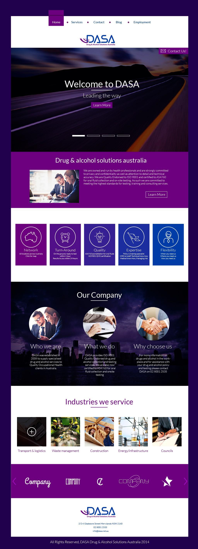 DASA website