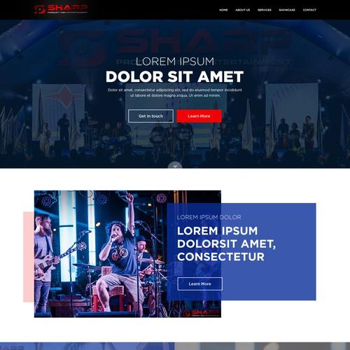 Entertainment Sound Rental Company