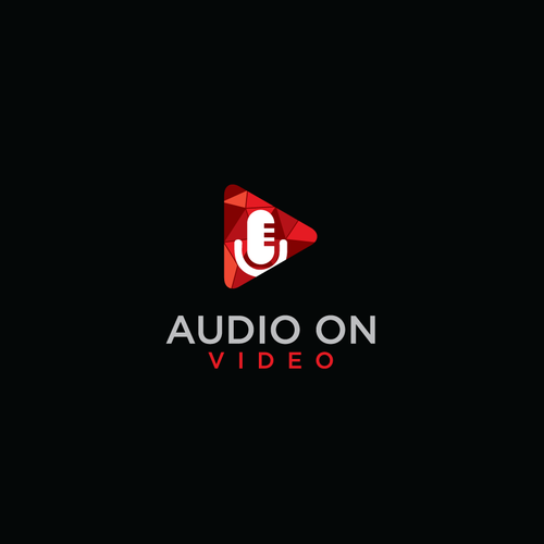 Audio on Video Logo.