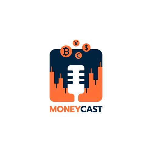 Moneycast Logo