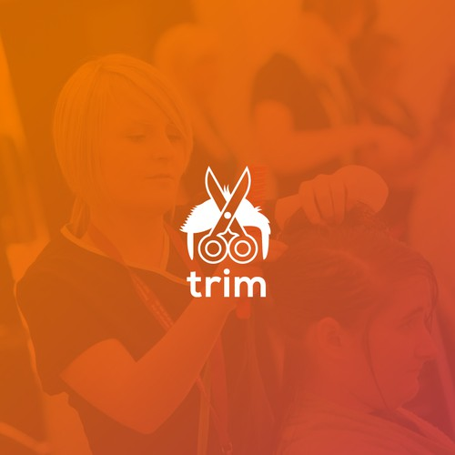 Eye-catching logo needed for Trim - a disruptive hairdressing on demand app
