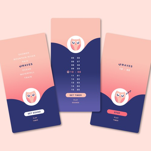 Mobile App Design   Baby App Concept