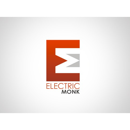 Web Design Studio 'Electric Monk' Looking For An Awesome Logo!!