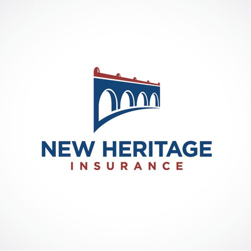 Logo concept for New Heritage Insurance