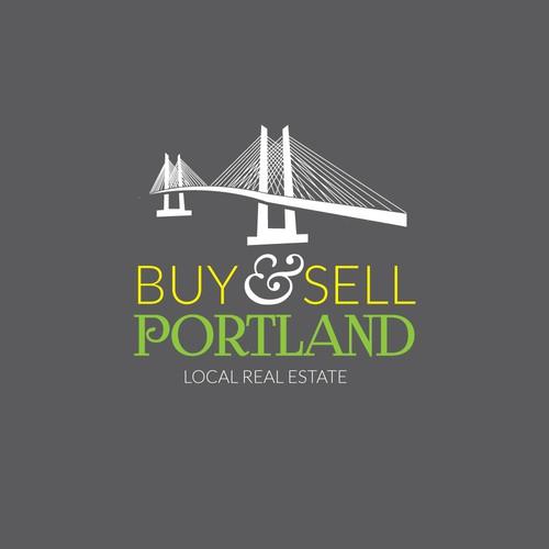 Logo for a Portland metro area real estate agency