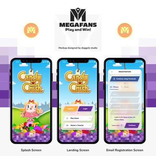 MegaFan App