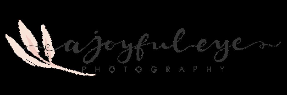 A Joyful Eye Logo