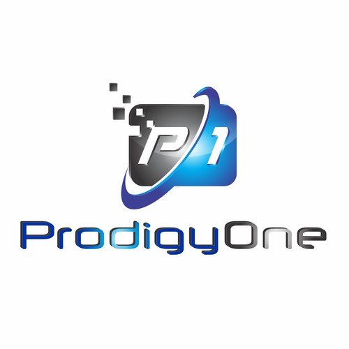 Help Prodigy One with a new logo