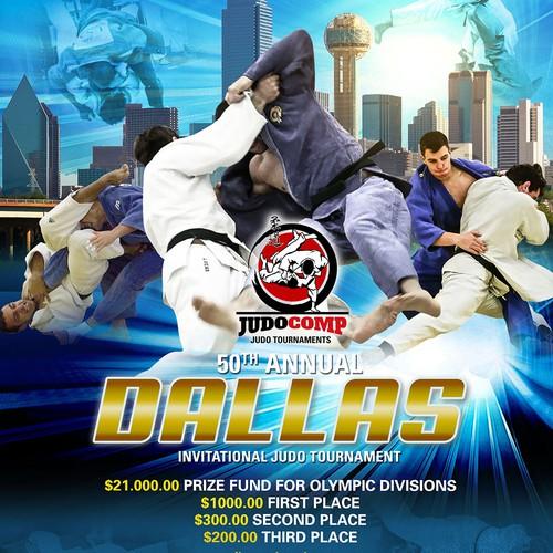 50th Dallas Judo tournament