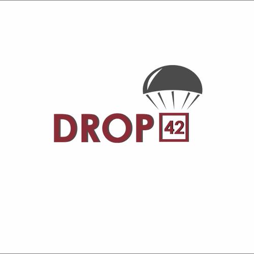 Logo design for Drop 42 Limited