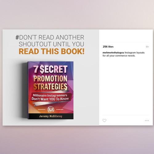 Instagram Book-Ad