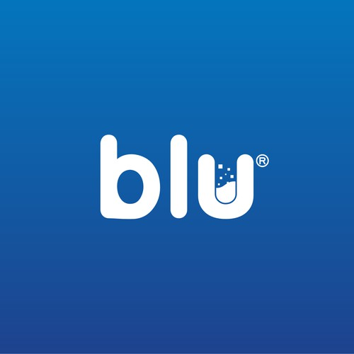 Blu needs a new logo