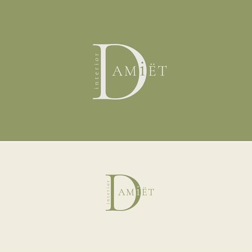 Логотип для дизайнера интерьера!