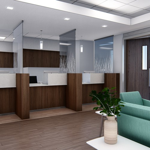 Sharp Rees Stealy Medical Center Interior Design