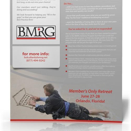 BMRG flyer