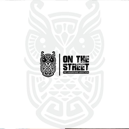 owl logo for Addiction Foundation