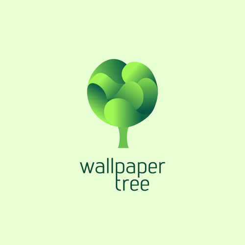 wallpaper tree