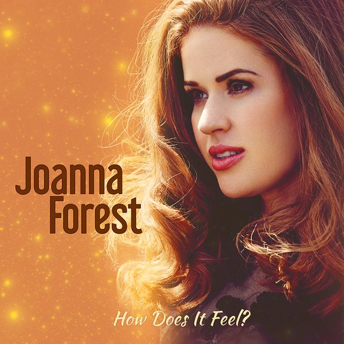 Joanna Forest Album Cover Concept