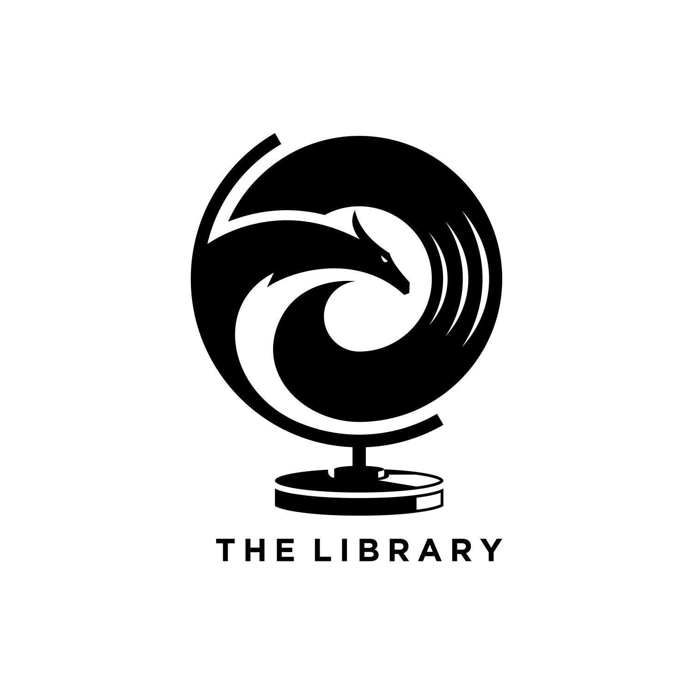 Logo for online EDM vinyl store.